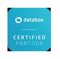 Databox Certified Marketing Agency Partner