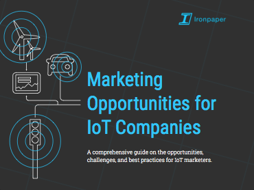 IoT marketing strategy eBook